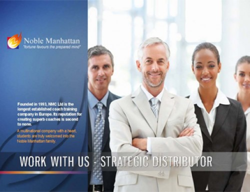 Work with Us – Strategic Distributor