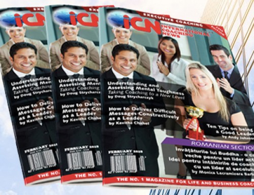 Grab the Latest (Executive Coaching) iCN Magazine Edition