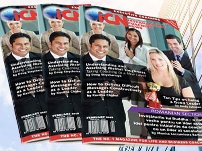 Grab the Latest (Executive Coaching) iCN Magazine Edition