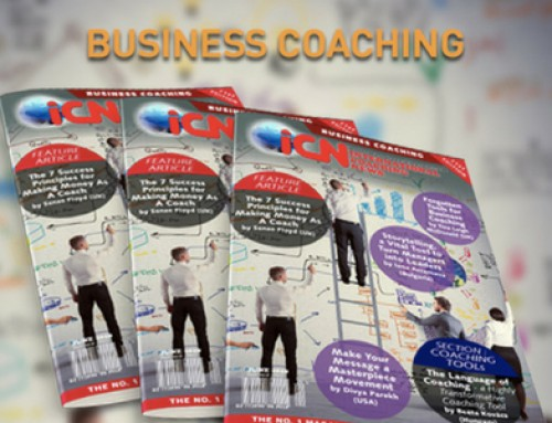 Grab the Latest iCN magazine edition (21st) Business Coaching