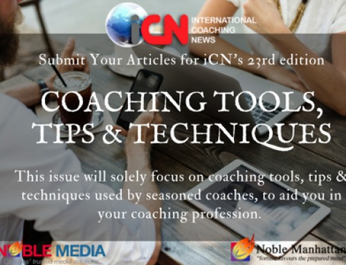 iCN Invites You to Submit Articles for its 23rd Edition