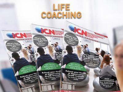Download the Latest iCN Magazine Edition (26th) Life Coaching